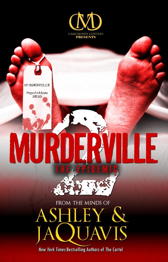 Murderville 2 By: Ashley,JaQuavis