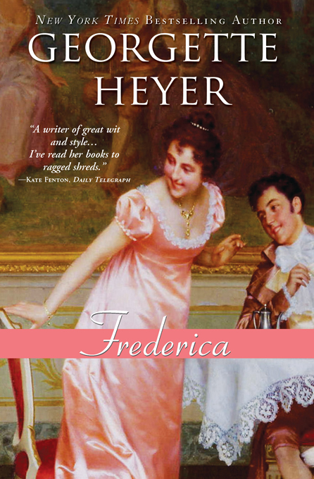 Frederica By: Georgette Heyer