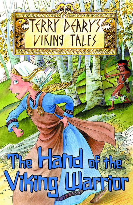 Terry Deary - The Hand of the Viking Warrior