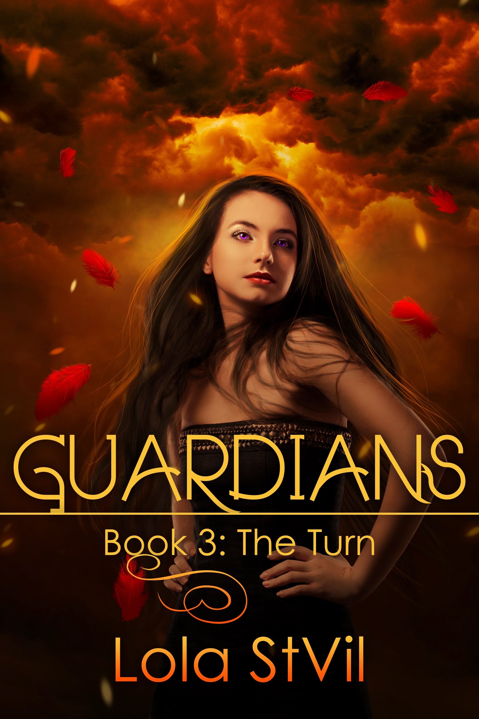Lola StVil - Guardians: The Turn (The Guardians Series, Book 3)