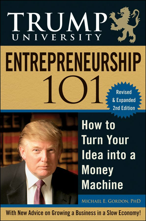 Trump University Entrepreneurship 101
