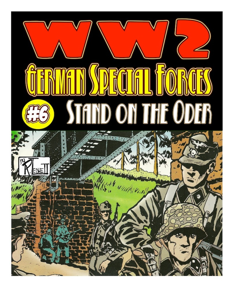 World War 2 Stand On The Oder