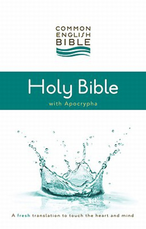CEB Common English Bible with Apocrypha