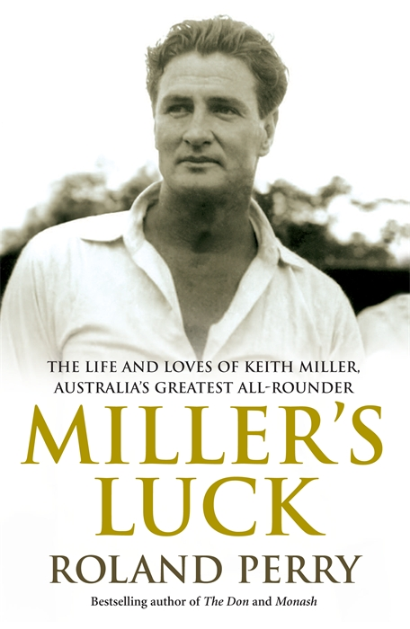 Miller's Luck By: Roland Perry