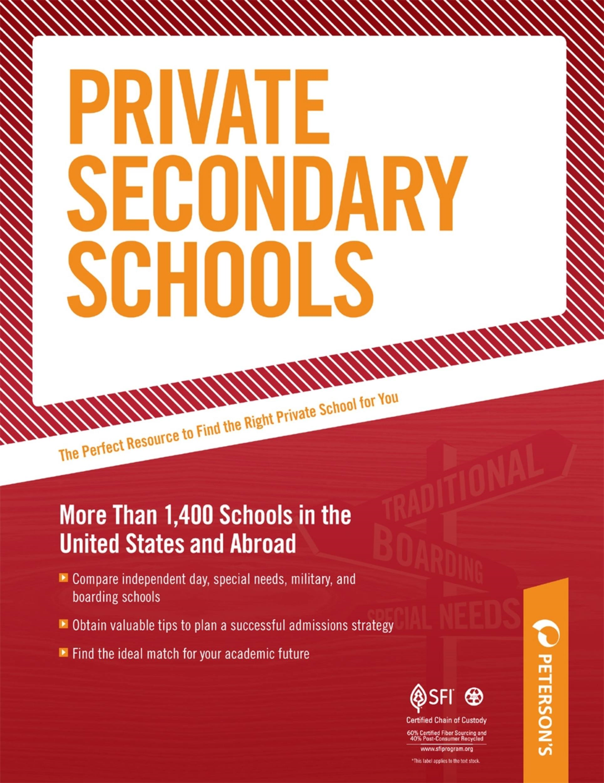 Private Secondary Schools: What You Should Know About Private Education