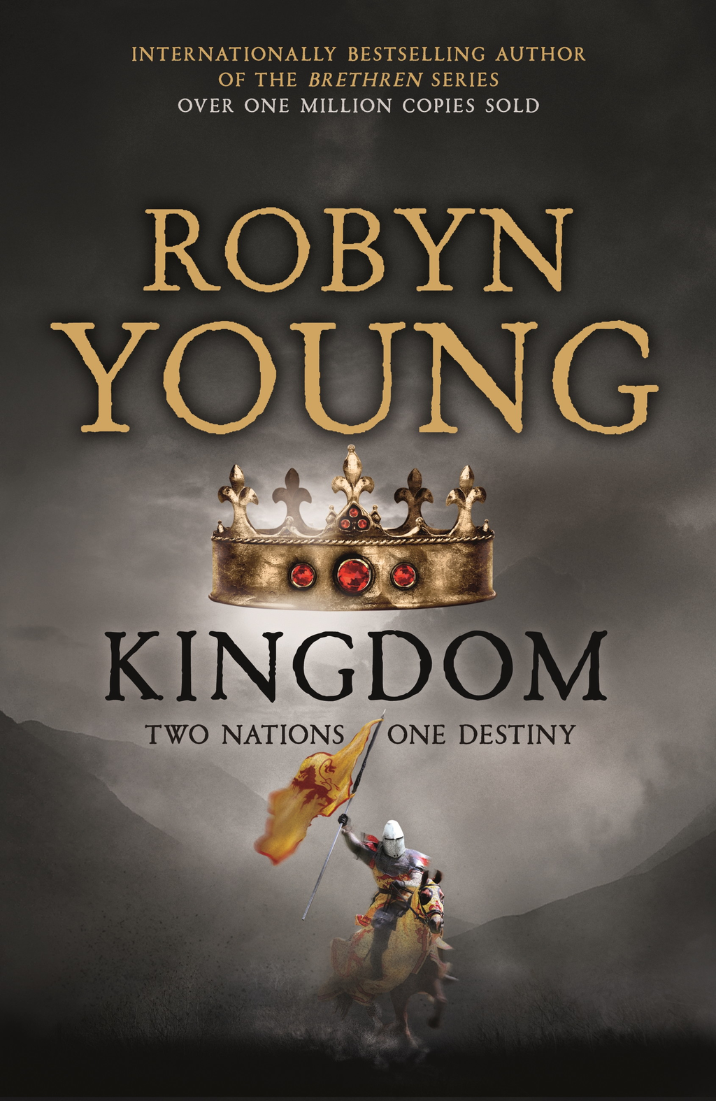 Kingdom Insurrection Trilogy Book 3