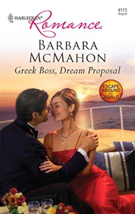 Greek Boss, Dream Proposal By: Barbara McMahon