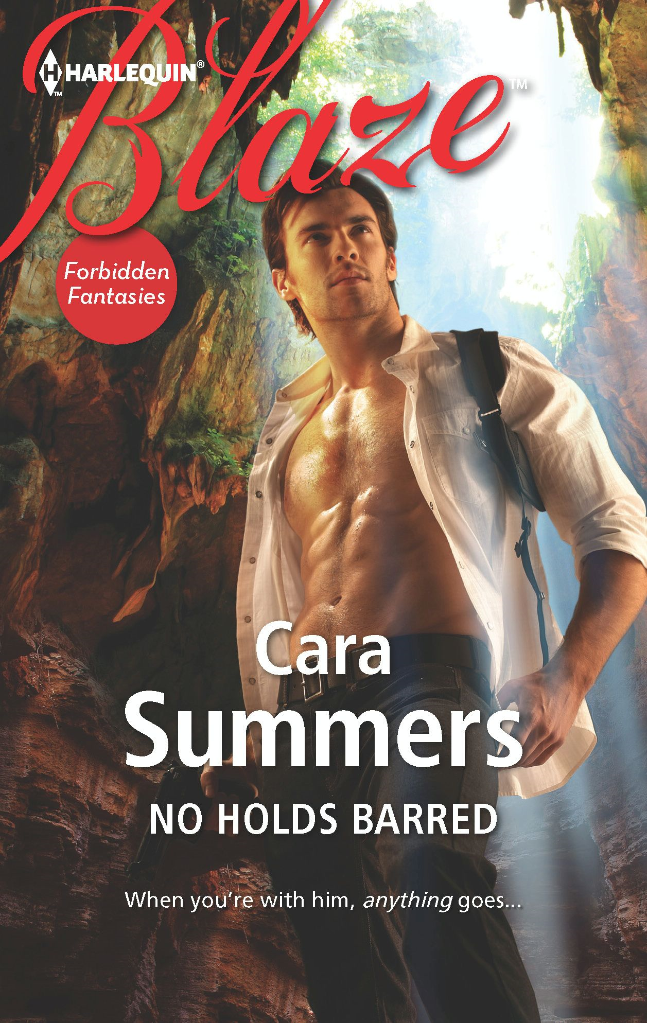 No Holds Barred By: Cara Summers