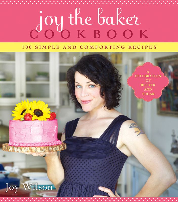 Joy the Baker Cookbook
