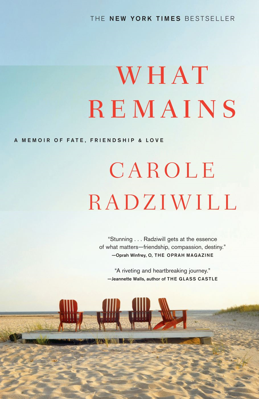 What Remains By: Carole Radziwill