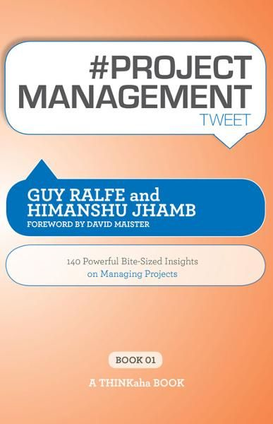 #PROJECT MANAGEMENT tweet Book01