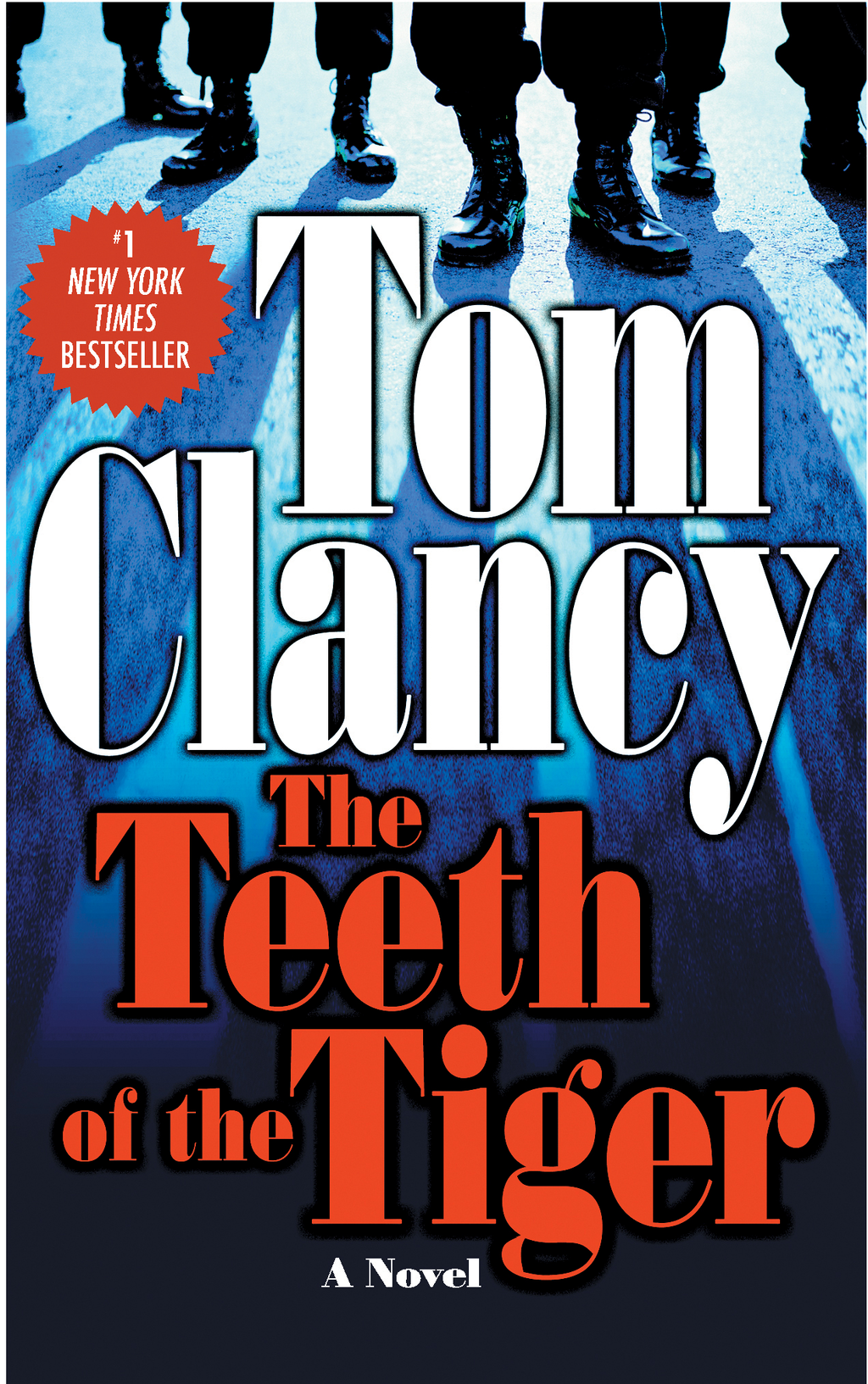 The Teeth Of The Tiger By: Tom Clancy