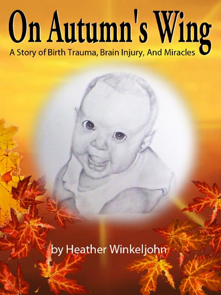 On Autumn's Wing, A Story of Birth Trauma, Brain Injury and Miracles.
