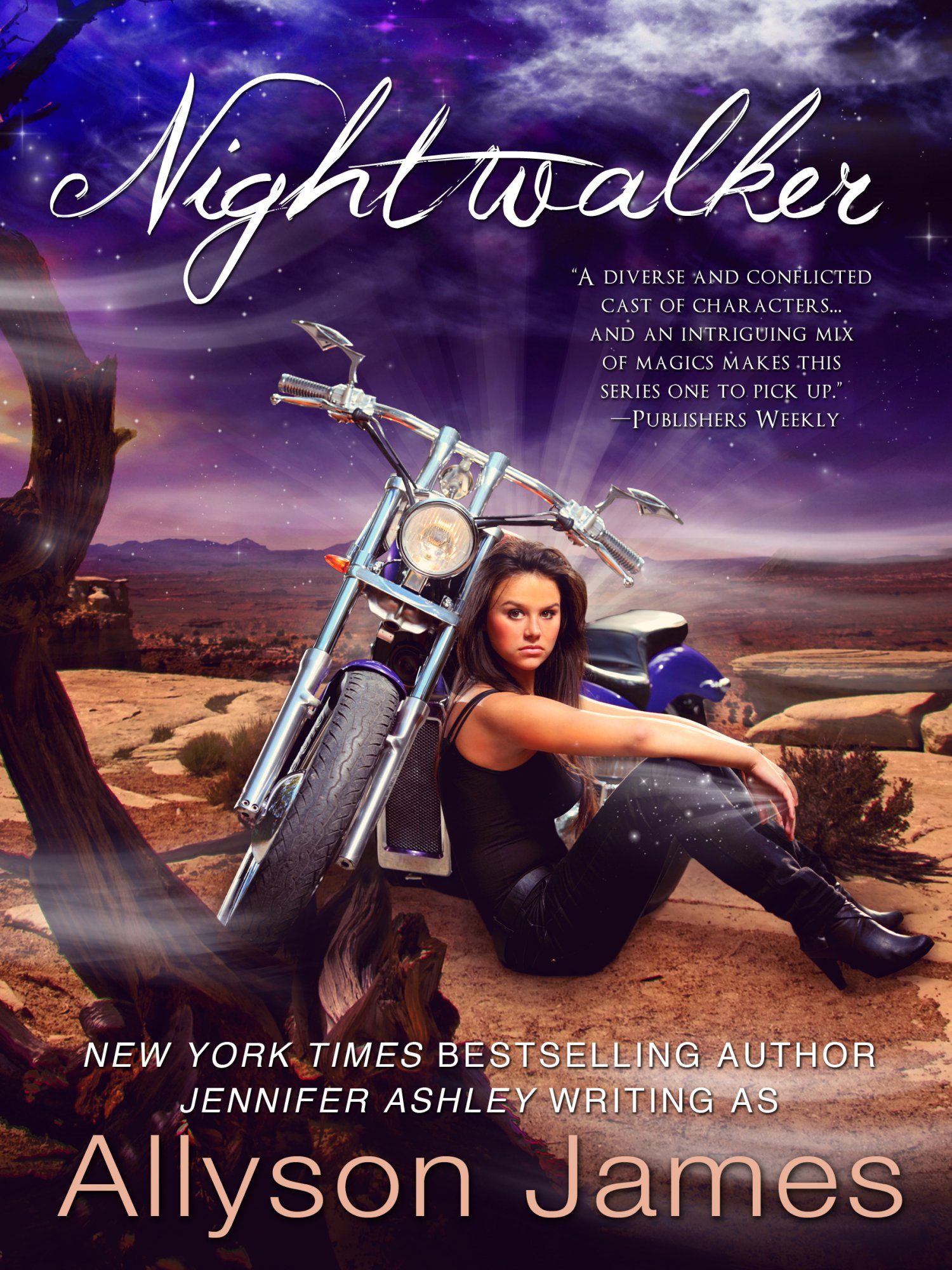 Jennifer Ashley  Allyson James - Nightwalker