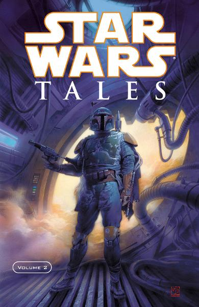 Star Wars Tales Volume 2 By: Various, Tsuneo Sanda (Cover Artist)