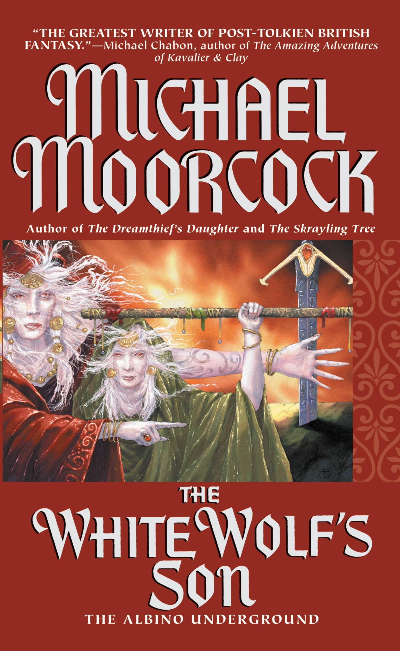 The White Wolf's Son By: Michael Moorcock