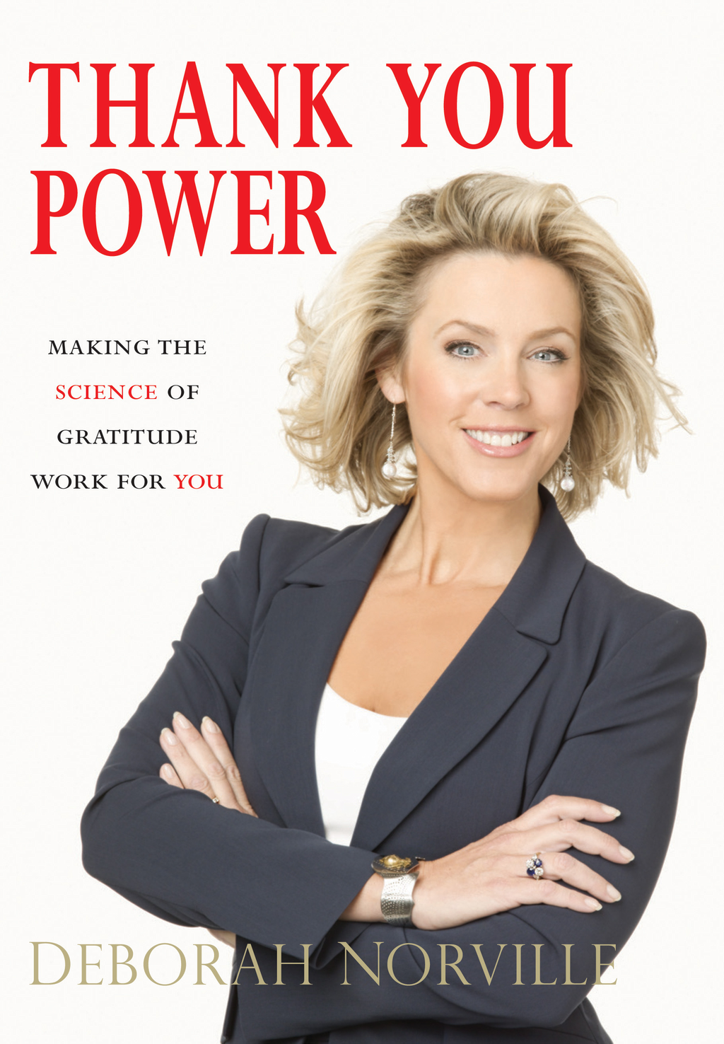 Thank You Power By: Deborah Norville