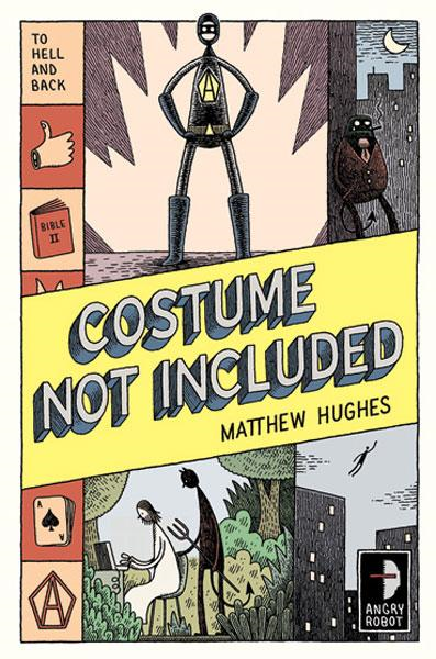 Costume Not Included By: Matthew Hughes
