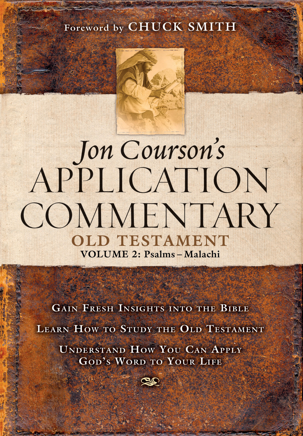 Courson's Application Commentary, Old Testament Volume 2 (Psalms-Malachi)