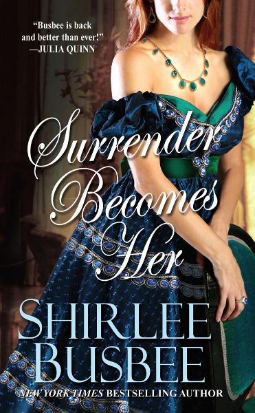 Surrender Becomes Her By: Shirlee Busbee