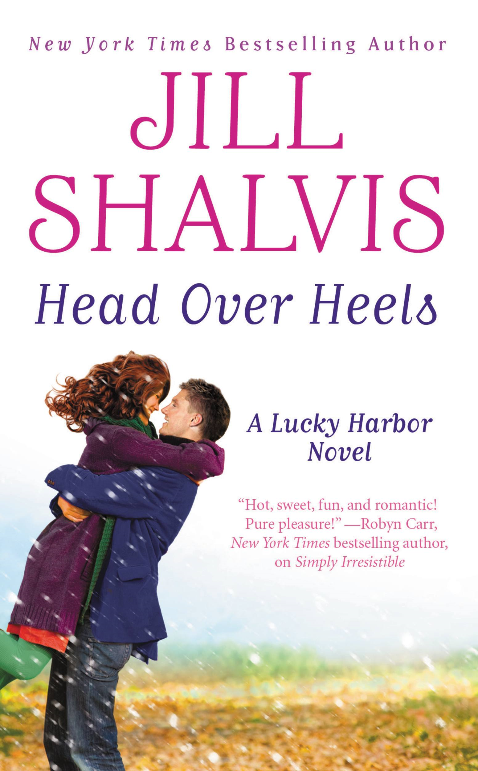 Head Over Heels By: Jill Shalvis
