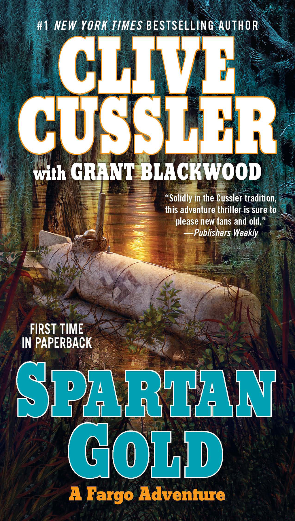 Spartan Gold By: Clive Cussler,Grant Blackwood
