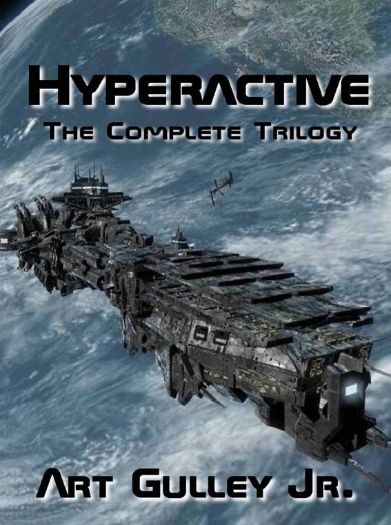Hyperactive (The Complete Trilogy)