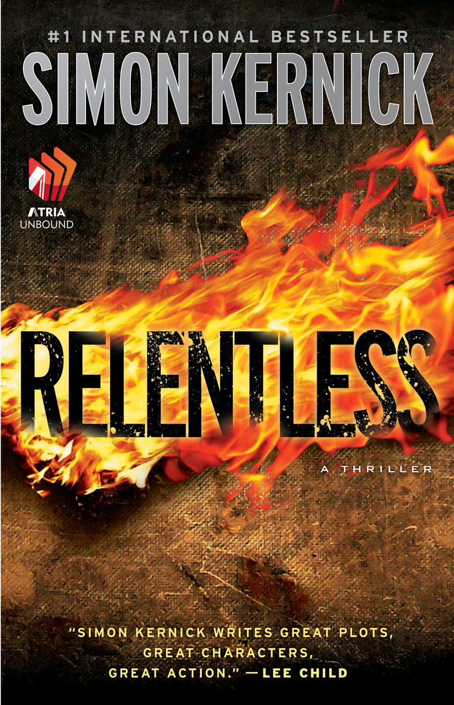 Relentless By: Simon Kernick
