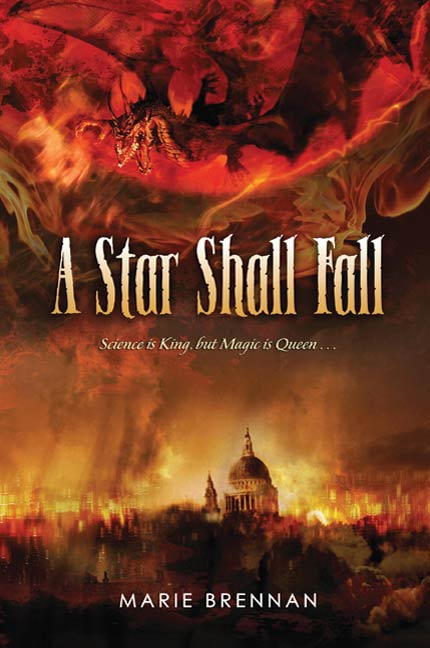A Star Shall Fall By: Marie Brennan