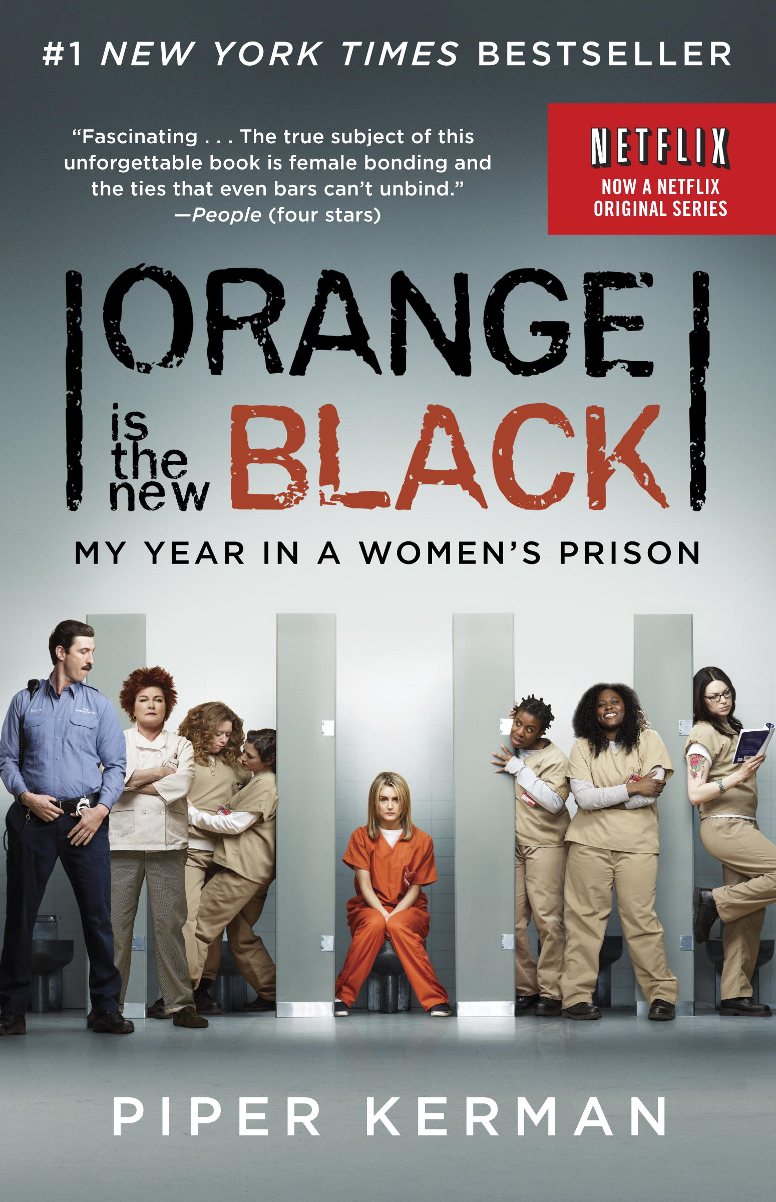 Book Cover: Orange Is the New Black