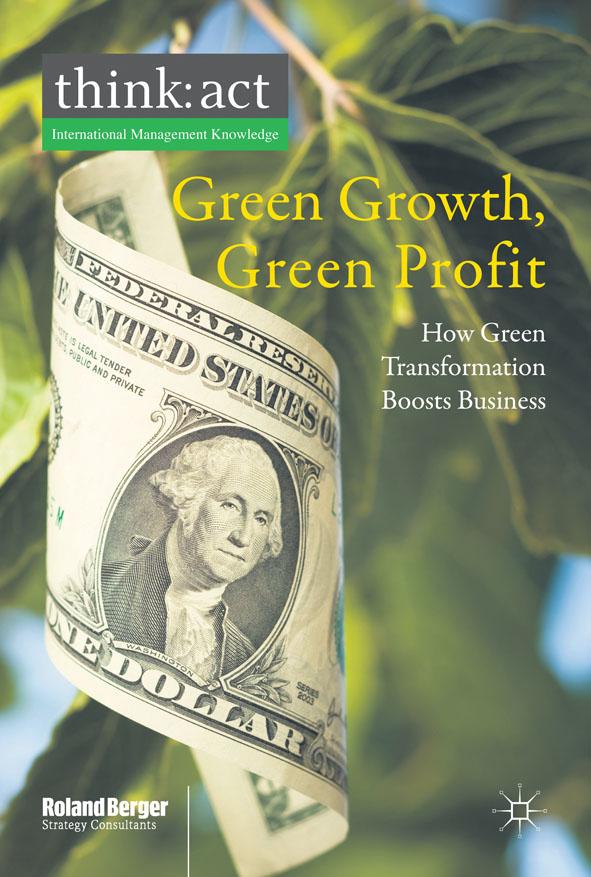 Green Growth,  Green Profit How Green Transformation Boosts Business