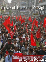 To Revolt is a People's Right