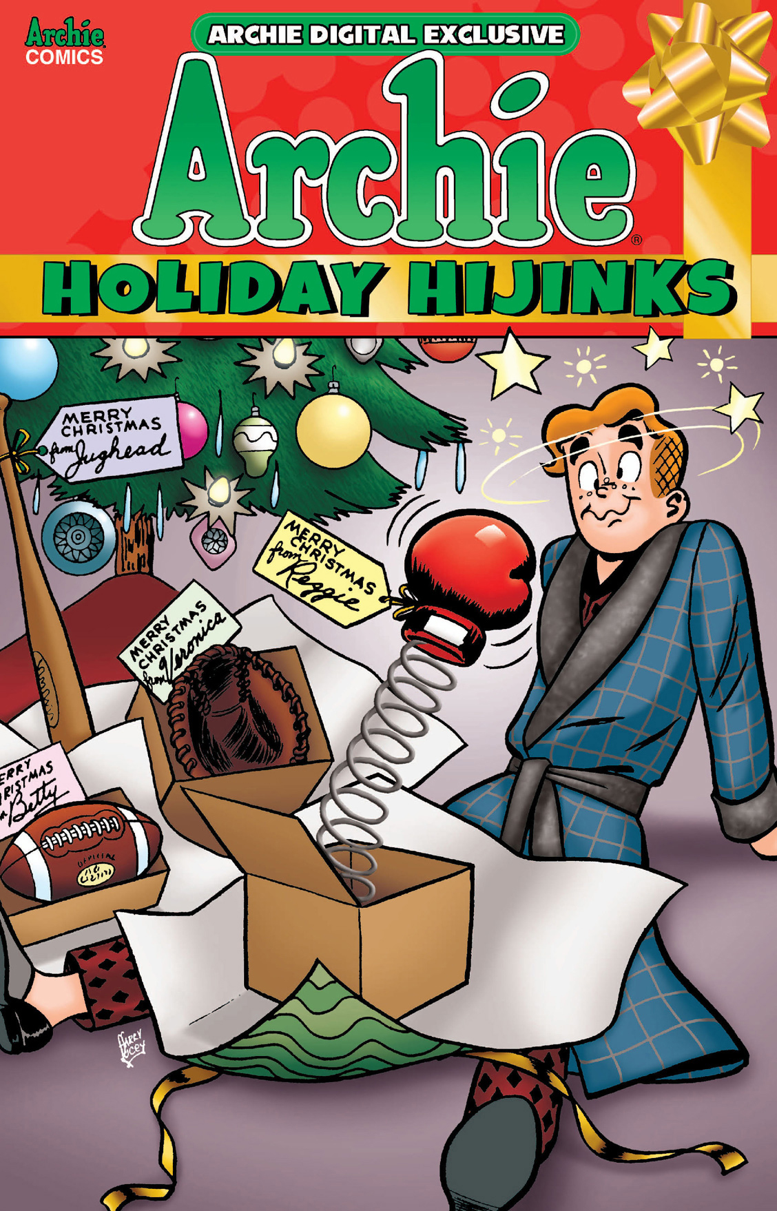 Archie Holiday Hijinks By: Various