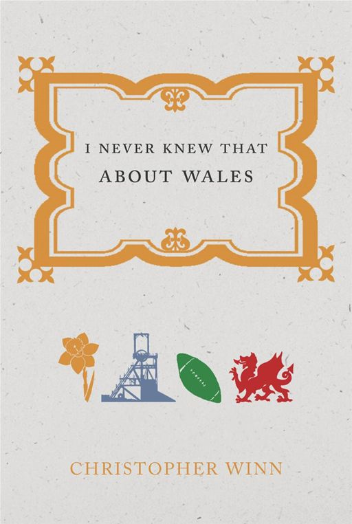 I Never Knew That About Wales By: Christopher Winn