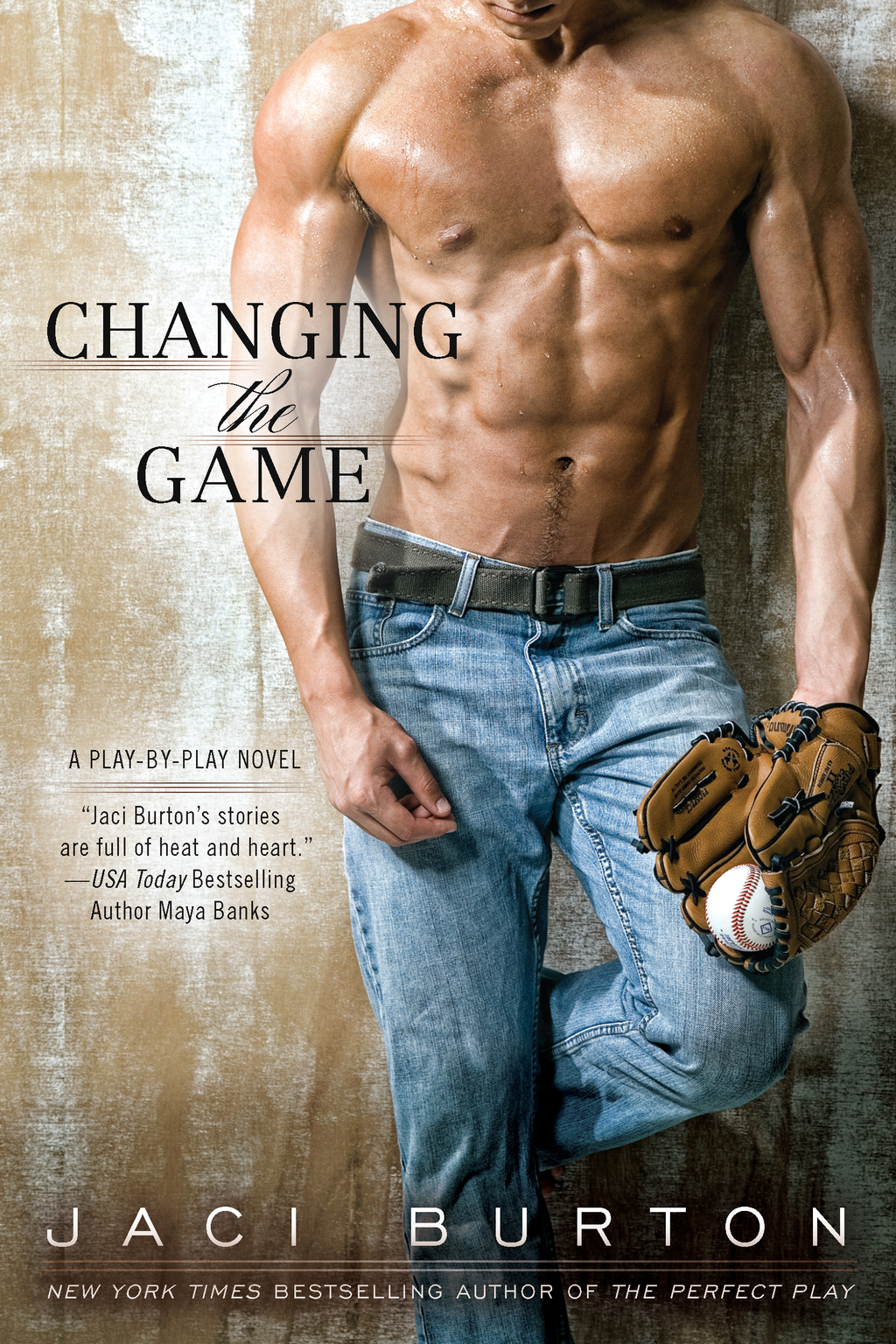 Changing the Game By: Jaci Burton