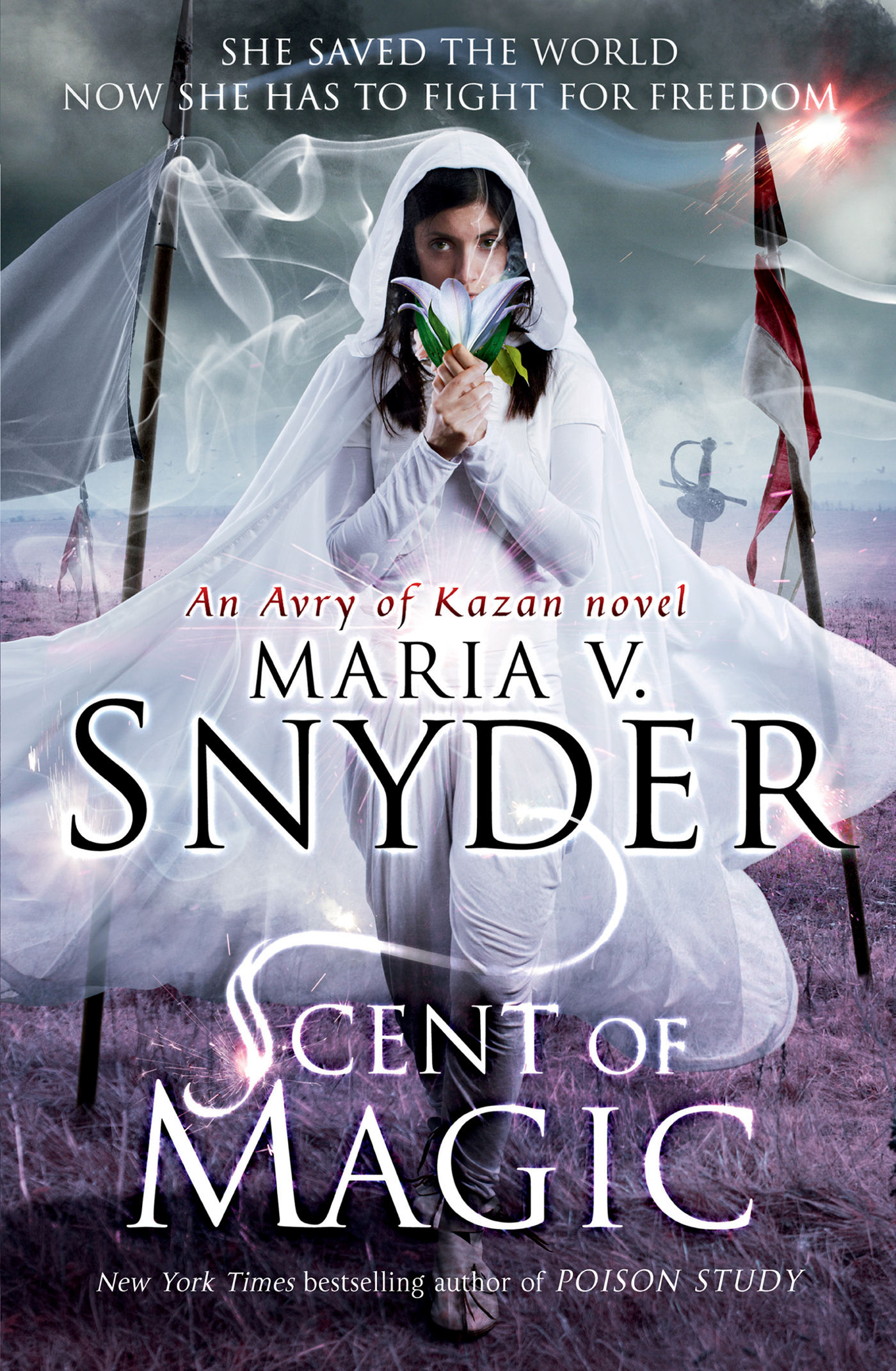 Scent of Magic (An Avry of Kazan novel - Book 2)