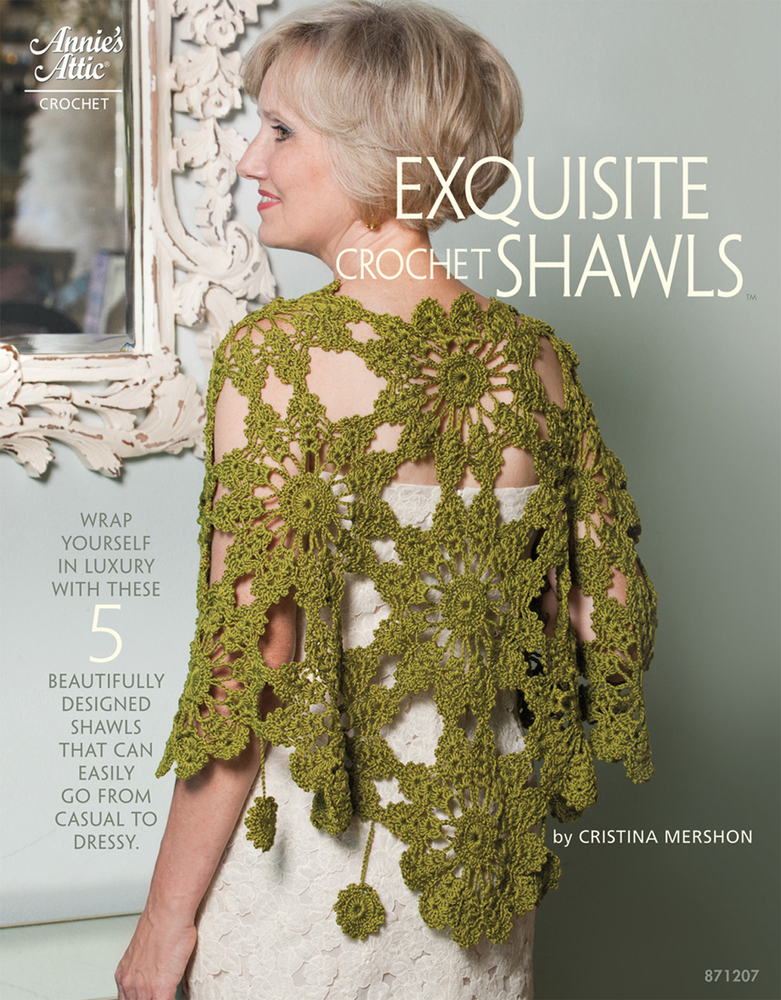 Exquisite Crochet Shawls