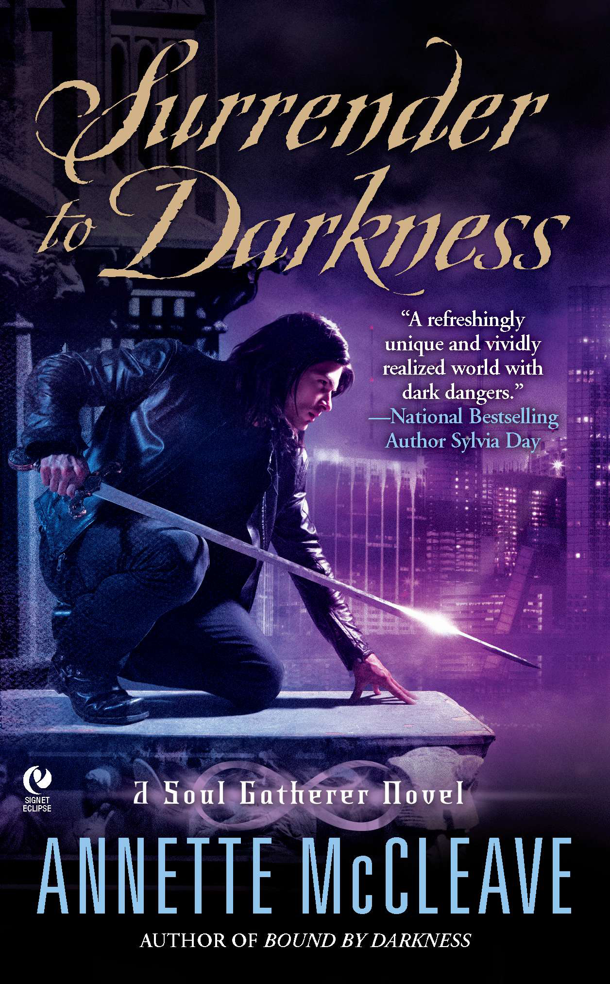 Surrender to Darkness By: Annette McCleave