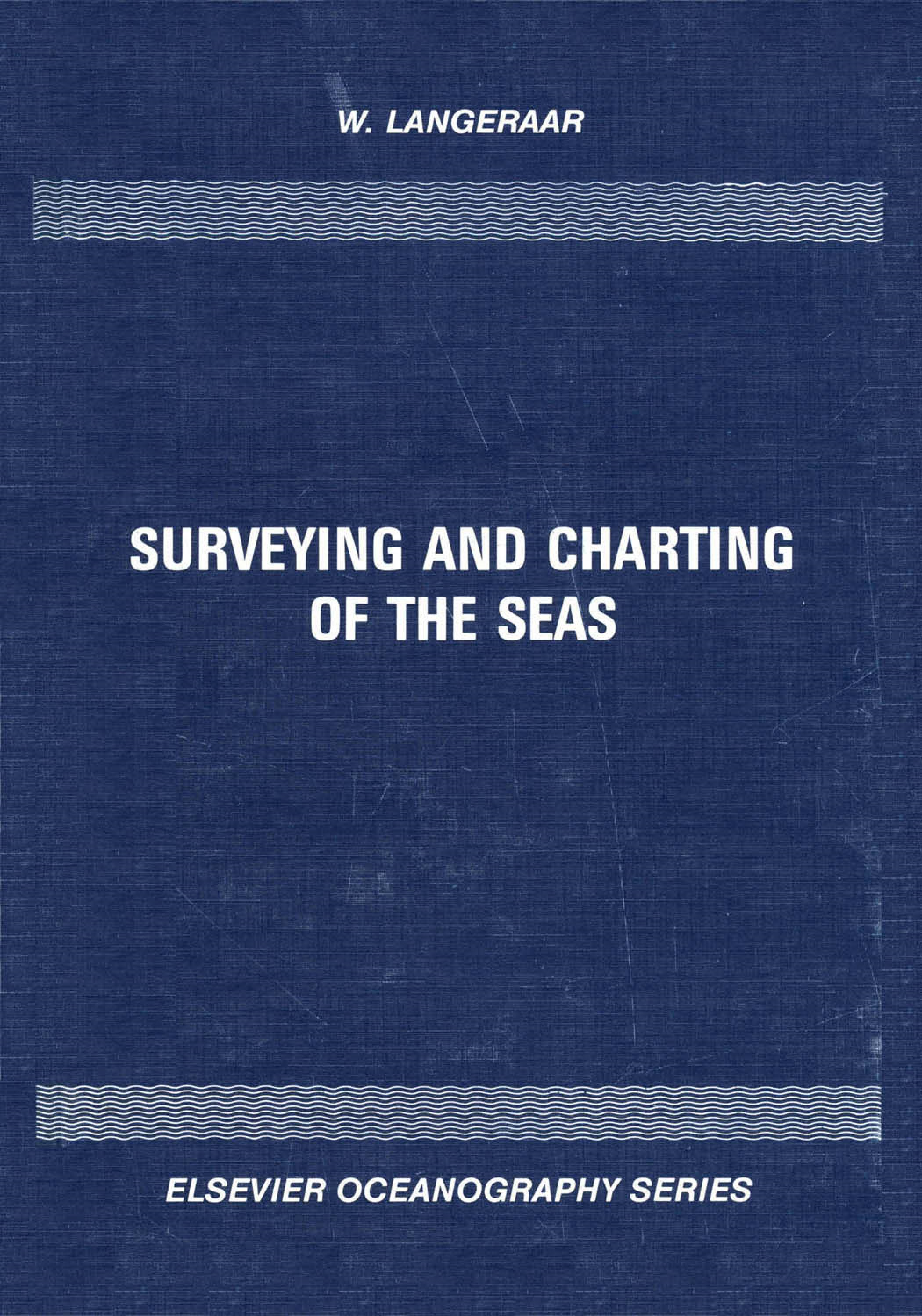 Surveying and Charting of the Seas