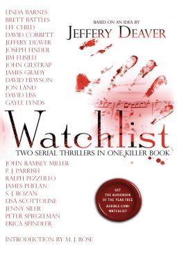 Watchlist: Two Serial Thrillers in One Killer Book