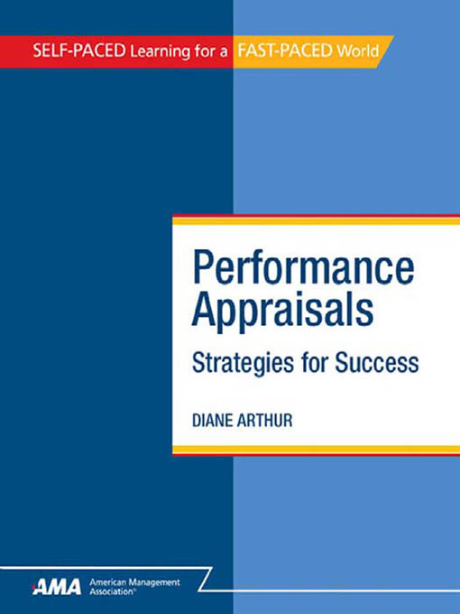 Performance Appraisals: Strategies for Success - EBook Edition