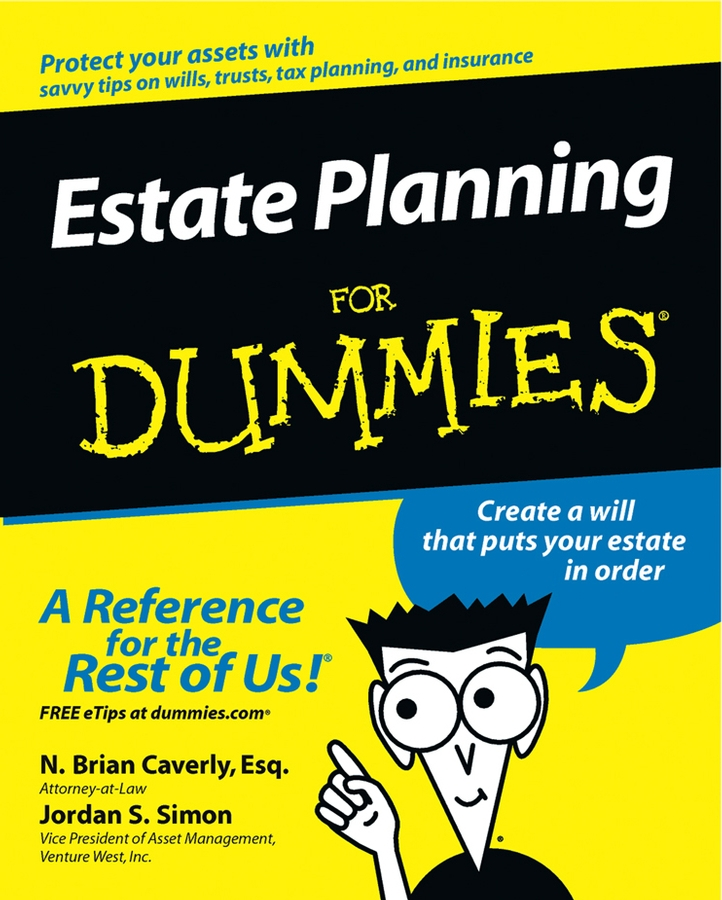 Estate Planning For Dummies