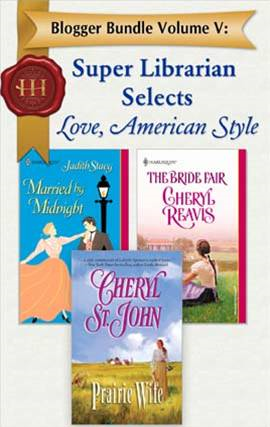 Blogger Bundle Volume V: Super Librarian Selects Love, American Style