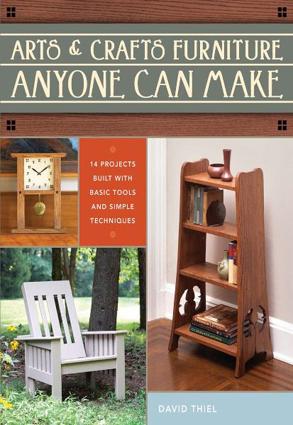 Arts & Crafts Furniture Anyone Can Make