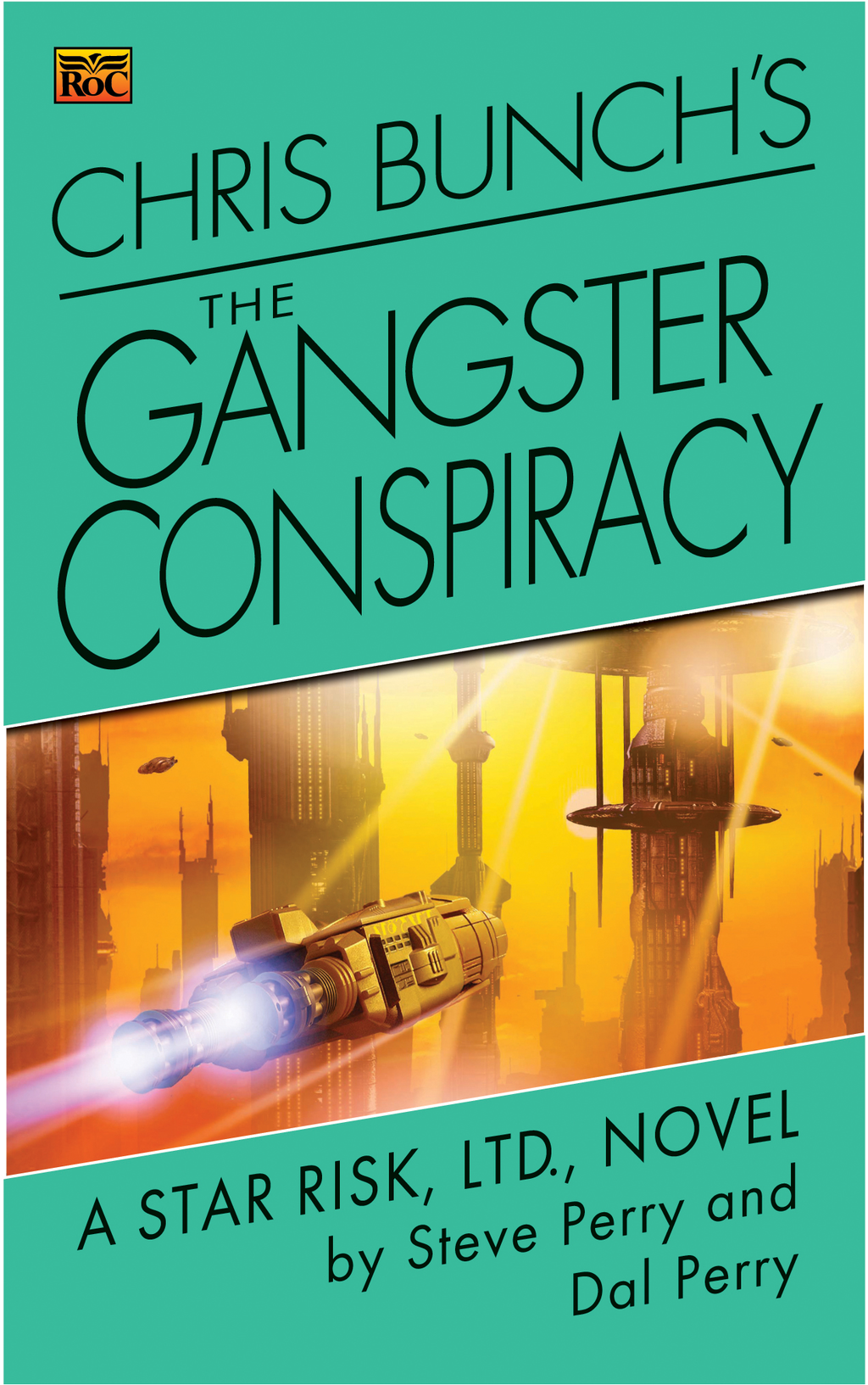 Chris Bunch's The Gangster Conspiracy