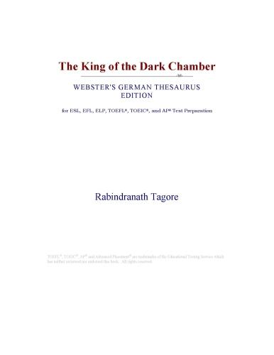 Inc. ICON Group International - The King of the Dark Chamber (Webster's German Thesaurus Edition)