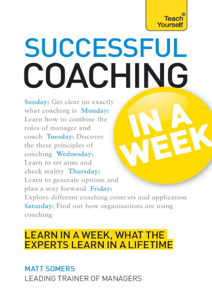 Successful Coaching: In a Week