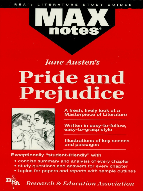Pride and Prejudice (MAXNotes Literature Guides)