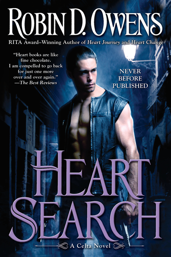 Heart Search By: Robin D. Owens