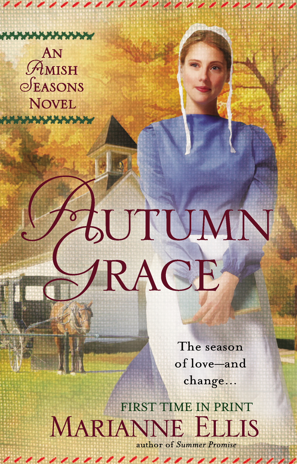 Book Cover: Autumn Grace
